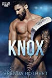 Knox: A Chicago Blaze Hockey Romance (English Edition)