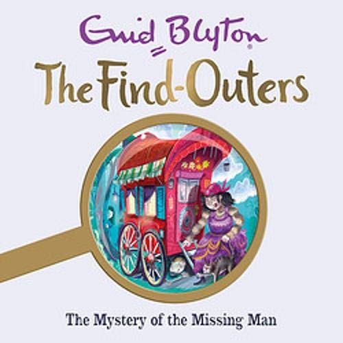 The Mystery of the Missing Man cover art