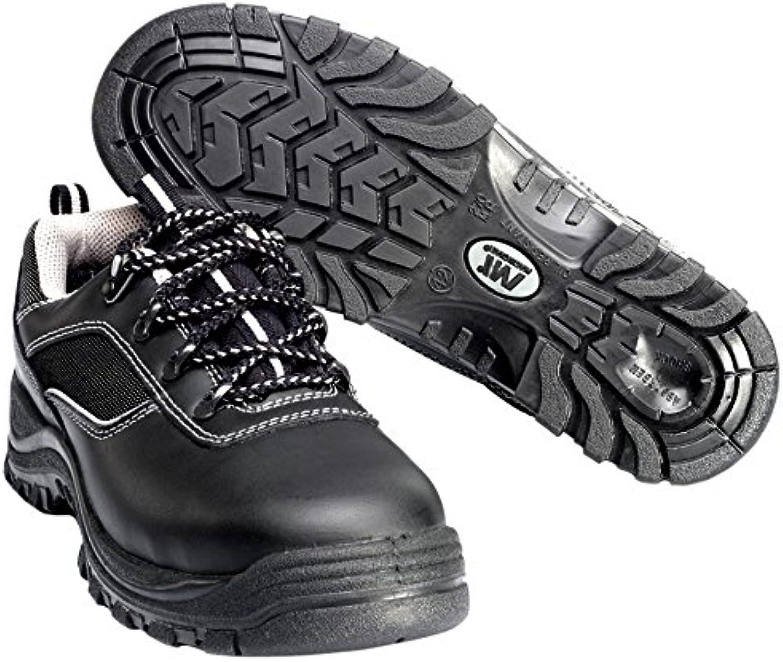 Maskottchen F0008–902–09–1146 Größe W11 116,8 cm nesthorn Sicherheit Schuh – Schwarz  | Eine Große Vielfalt An Modelle 2019 Neue
