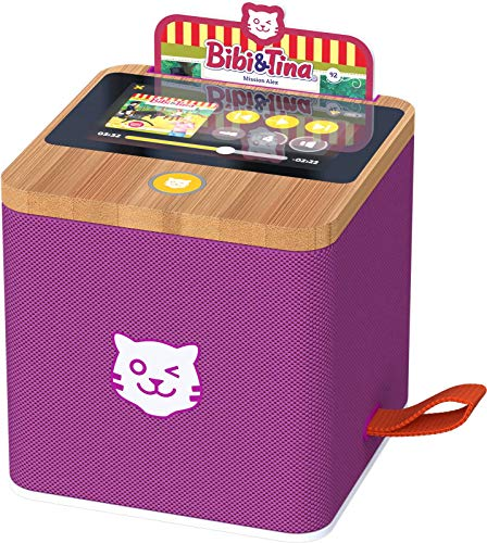 Tiger Media 1201 tigerbox - TOUCH Streaming-Box, Lila