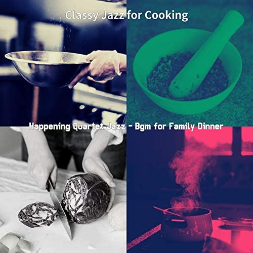 Classy Jazz for Cooking