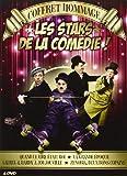 Coffret Les stars de la comedie : 4 grands classiques de l'âge d'or de la comédie