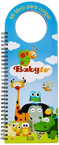 Babytv - Mi Libro Para Colgar Amigos - Lila