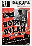 Bob Dylan - Live! In Person!, Braunschweig 2019 »