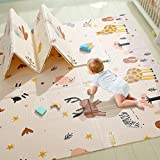 Best Baby Playmats - Baby Play Mat, Extra Large Baby Crawling Mat Review