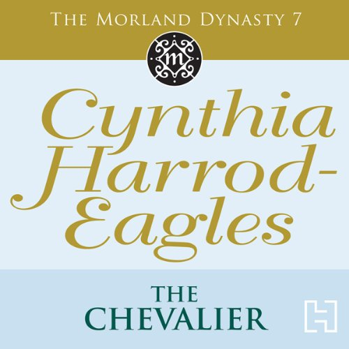The Chevalier audiobook cover art