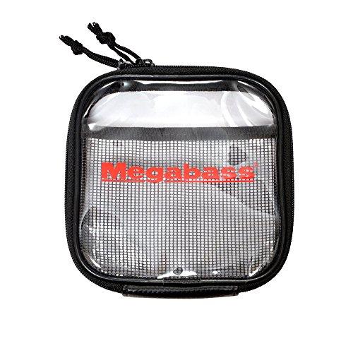 メガバス(Megabass) CLEAR POUCH(クリアポーチ) (S) 36023
