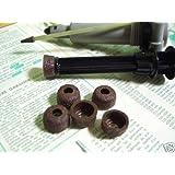 MSRストーブ・Tilleyランプ用 レザーポンプカップ (16.5mm) 5個セット