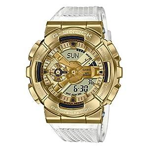 [カシオ] 腕時計 ジーショック メタルカバード GM-110SG-9AJF メンズ クリア
