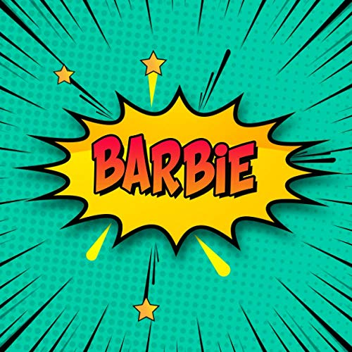 Barbie: Draw Your Own Comic Super Hero Adventures with this Personalized Vintage...