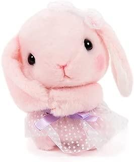AMUSE Pote USA Loppy Tulle Rabbit Plush Standard Collection (Mimipyon)