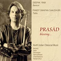 Prasad - Blessing by Deepak Ram (2002-05-03)