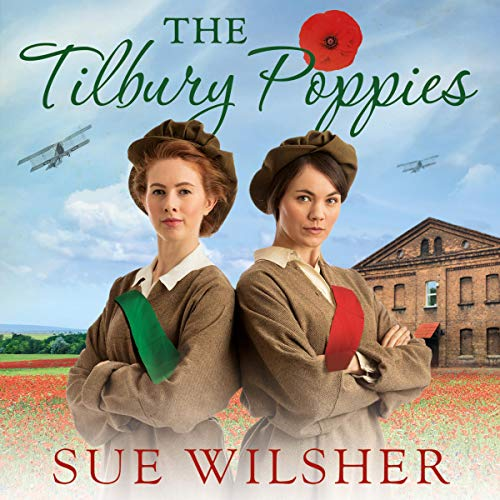The Tilbury Poppies audiobook cover art