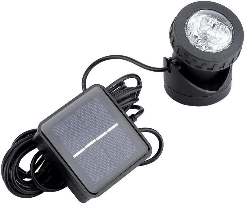 CHENQIAN Solar Underwater Baltimore Mall Light Manufacturer direct delivery S 6LED Powered