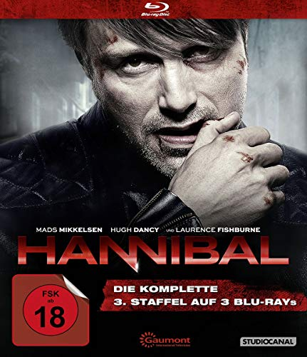 Hannibal - Staffel 3 [Blu-ray]