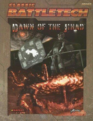 Dawn of the Jihad (Classic Battletech)