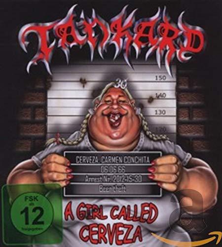 Tankard: A Girl Called Cerveza (Ltd. Digibook) (Audio CD (Limited Edition))