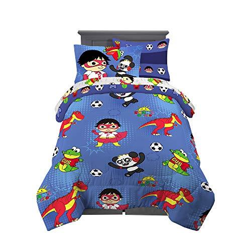 Franco Kids Bedding Super Soft Comforter & Sheet Set