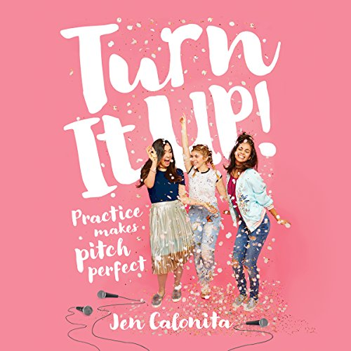 Turn It Up! audiobook cover art