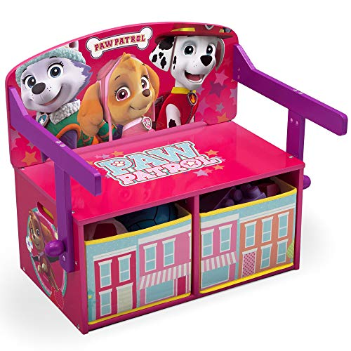 Delta Children Princess Plegable unisex Caja de juguetes