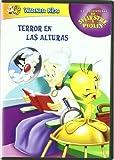 Las Aventuras De Silvestre Y Piolin - Terror En Las Alturas [DVD]