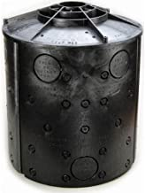 NDS FWAS24 24-Inch by 28.75-Inch Flo-Well Dry Well Storm Water Leaching System, Black (Renewed)