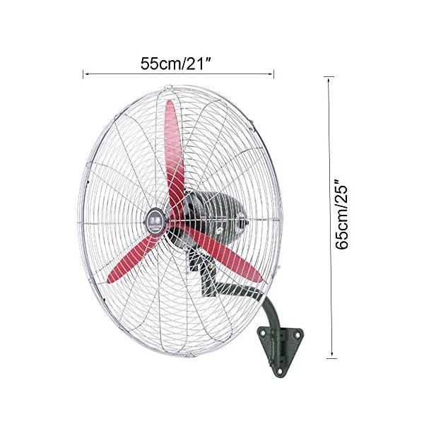 HRXQ-Ventilador-De-Pared-Industrial-Ventilador-Industrial-Pared-Oscilante-Ventilador-Electrico-Industrial-De-3-Velocidades-Alto-Voltaje-Motor-De-Cobre-Puro556578cm