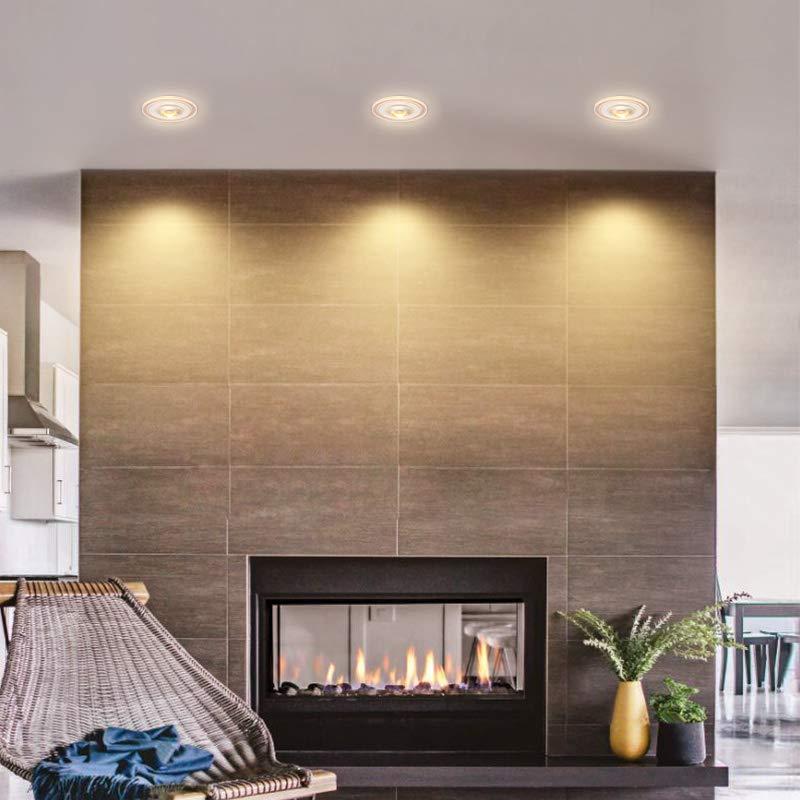 ポールマンドイツバーマンはダウンライト北欧シンプルモダンなリビングルームの雰囲気照明クリエイティブホームベッドルームライト(シャンパンゴールド+ヤグアンホワイト)