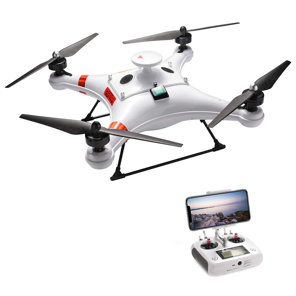 GoolRC Waterproof Positioning Transmission Quadcopter