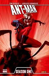 ant-man season one de DEFALCO-T+DOMINGUES-H