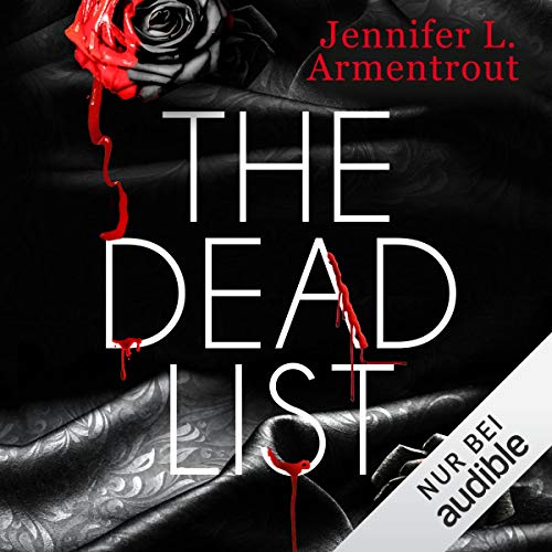 The Dead List audiobook cover art