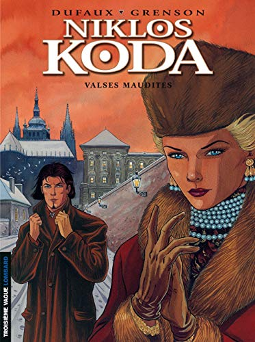 Niklos Koda, tome 4 : Valses maudites