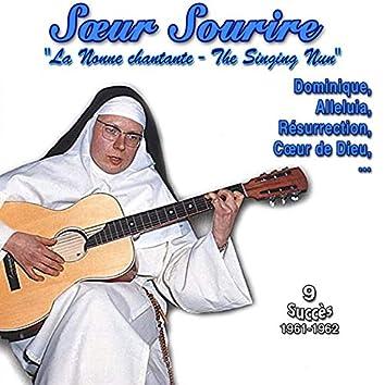 """Sœur sourire - """"La nonne chantante - the singing nun"""" - Dominique (9 Succès (1961-1962))"""