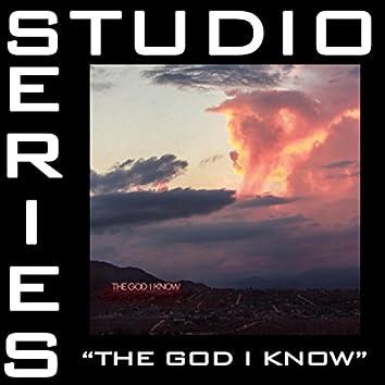 The God I Know (Studio Series Performance Track)