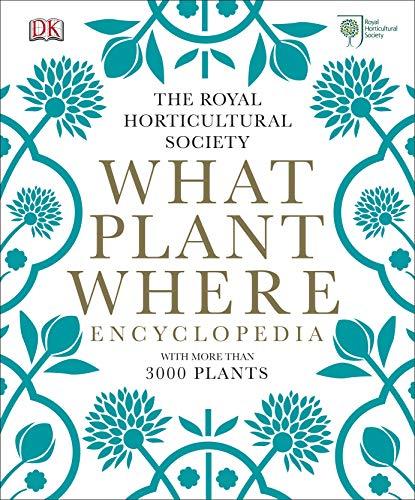 RHS What Plant Where Encyclopedia (English Edition)