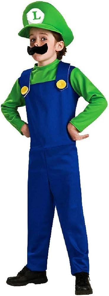 children super brother Costume Cosplay Costume piece suit