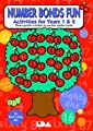 Number Bonds Fun: Activites for Years 1 and 2 - Photocopiable Activities to Practise Number Bonds from LDA