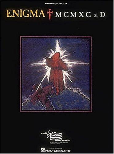 'Enigma': MCMXC A.D. - Piano/Vocal/Guitar