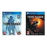 Square Enix Rise of The Tomb Raider: 20 Year Celebration PlayStation 4 [Edizione: Regno Unito] & Shadow of the Tomb Raider PlayStation 4
