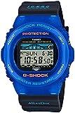 [カシオ] 腕時計 ジーショック G-LIDE 電波ソーラー Love The Sea And The Earth アイサーチ・ジャパン コラボレーション モデル GWX-5700K-2JR メンズ ブラック