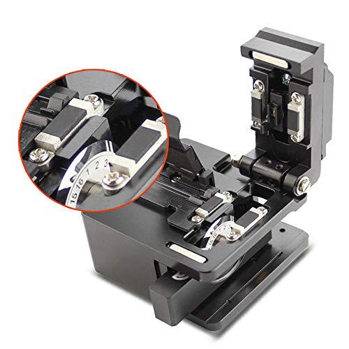 LOKIH de Alta precisión Cuchilla de Fibra óptica, empalmador de fusión Cable óptico,...