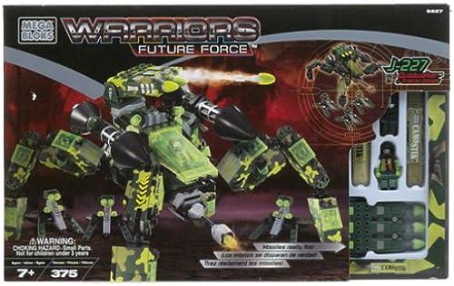 Warriors Future Force  J-227 Quadwalker