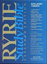 Ryrie Study Bible Expanded Edition �King James Version