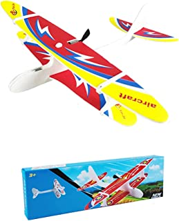 Foam Flying Plane, UsB Rechargeable, Powered by Rechargeable Electric, Aircraft Model, Educational Toy for Children.