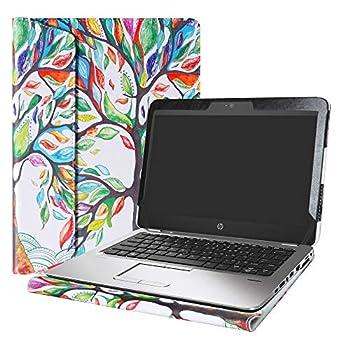 Alapmk Protective Case Cover for 12.5  HP EliteBook 820 G4 G3 G2 G1 & EliteBook 725 G4 G3 G2 Series Laptop Warning Not fit Other EliteBook Series Laptop ,Love Tree