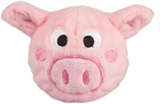 fabdog Pig faball Squeaky Dog Toy