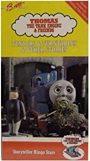 Thomas the Tank Engine & Friends - Tenders and Turntables VHS