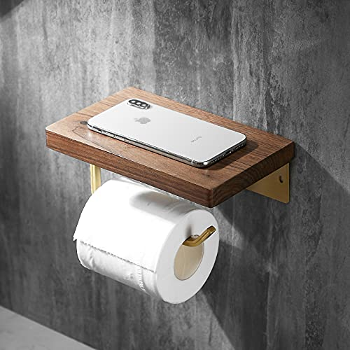 Top 10 best selling list for wooden wall toilet paper holder