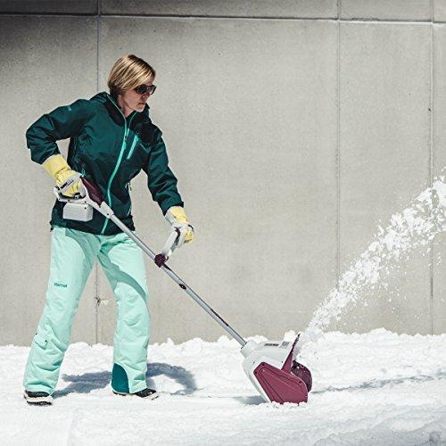 Sonneck Snowmaster Akku-Schneefräse, EA330V1 - 8