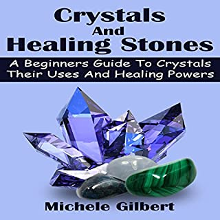 Crystals and Healing Stones cover art